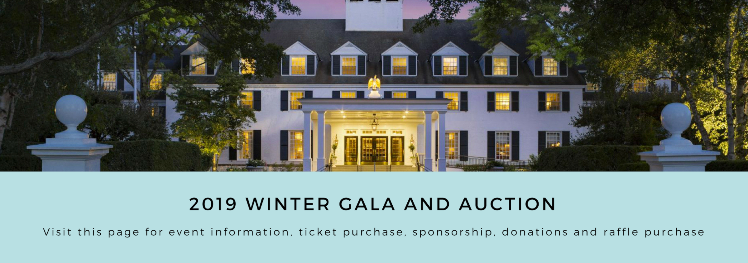 2019 Winter Gala slider image