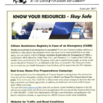 Know Your Resources – Stay Safe