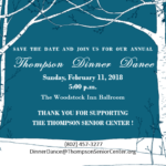 Thompson Dinner Dance and Auction