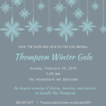 Thompson Winter Gala – February 10, 2019
